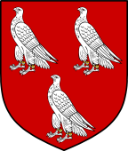 Coat of Arms from France for Acherton