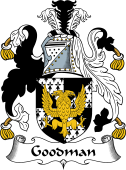 English Coat of Arms for Goodman