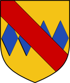 Coat of Arms from France for Angell