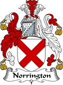 English Coat of Arms for Norrington