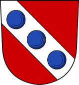Swiss Coat of Arms for Schultheis