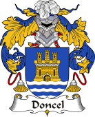 Spanish Coat of Arms for Doncel