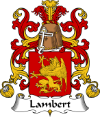 Coat of Arms from France for Lambert II