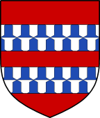 Coat of Arms from France for Grimsted