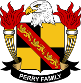 American Coat of Arms for Perry