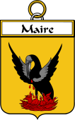 French Coat of Arms Badge for Maire