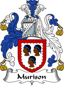 Scottish Coat of Arms for Murison