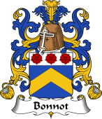 Coat of Arms from France for Bonnot