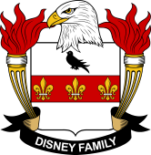 American Coat of Arms for Disney