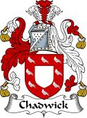English Coat of Arms for Chadwick