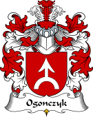 Polish Coat of Arms for Ogonczyk