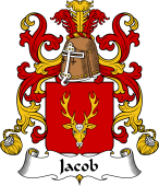 Coat of Arms from France for Jacob