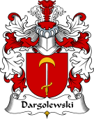 Polish Coat of Arms for Dargolewski
