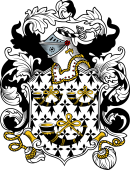 English or Welsh Coat of Arms for Jepson (Froyle, Hampshire)