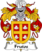 Spanish Coat of Arms for Frutos