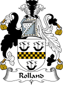 Scottish Coat of Arms for Rolland