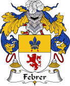 Spanish Coat of Arms for Febrer