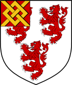 Coat of Arms from France for Buckland