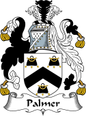 Irish Coat of Arms for Palmer
