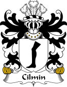 Welsh Coat of Arms for Cilmin (TROED-DDU)