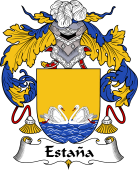 Spanish Coat of Arms for Estaña