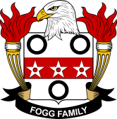 American Coat of Arms for Fogg