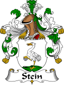 German Wappen Coat of Arms for Stein