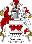 English Coat of Arms for Samuel