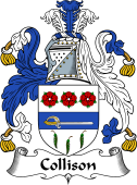 Scottish Coat of Arms for Collison