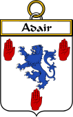 Irish Badge for Adair