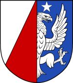Dutch Coat of Arms shield for Evers