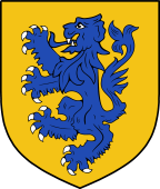 Coat of Arms from France for Fulton