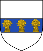 Coat of Arms from France for Craddock