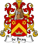 Coat of Arms from France for Bray (de)