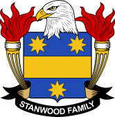 American Coat of Arms for Stanwood