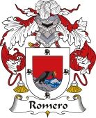 Spanish Coat of Arms for Romero