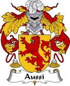 Portuguese Coat of Arms for Aussi