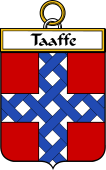 Irish Badge for Taaffe