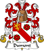 Coat of Arms from France for Dumont