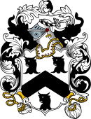 English or Welsh Coat of Arms for Alberton