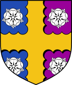 Coat of Arms from France for Burton