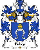 Polish Coat of Arms for Pobog