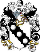 English or Welsh Coat of Arms for Cutts (Arkesden, Essex)