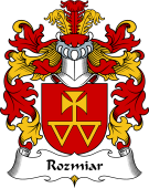 Polish Coat of Arms for Rozmiar