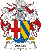 Spanish Coat of Arms for Salas