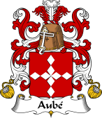 Coat of Arms from France for Aubé
