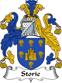 Scottish Coat of Arms for Storie