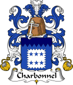 Coat of Arms from France for Charbonnel