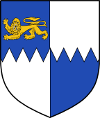 Coat of Arms from France for Croft