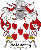 Spanish Coat of Arms for Salaberry